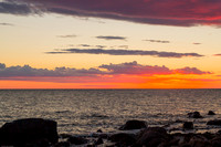 Lake Winnipeg - Belair Sunsets-12